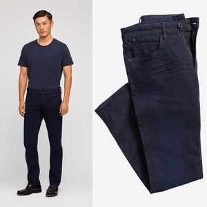 Bonobos Athletic Fit Jeans Dark Wash Stretch 31/29